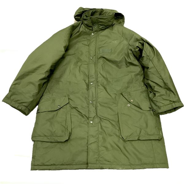 Cold Weather Parka With Hood, Size 190/95, ODG