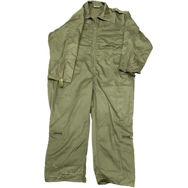 Military Coveralls Size XXXL, ODG