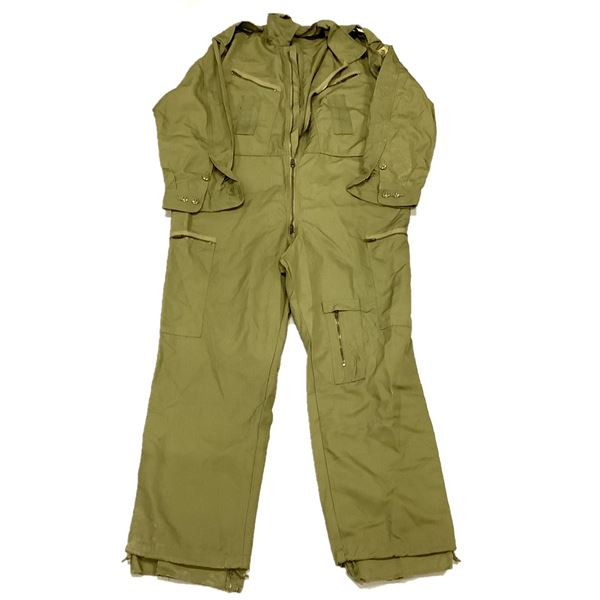 Military Coveralls Size 7048, ODG