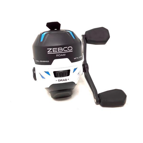 Zebco Roam Reel, 3 Bearing, 3.6:1 Ratio, New