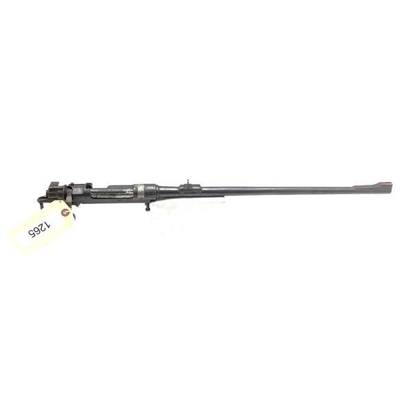 """Mauser 98 Barreled Action, 20"""" Barrel, 8X57"""