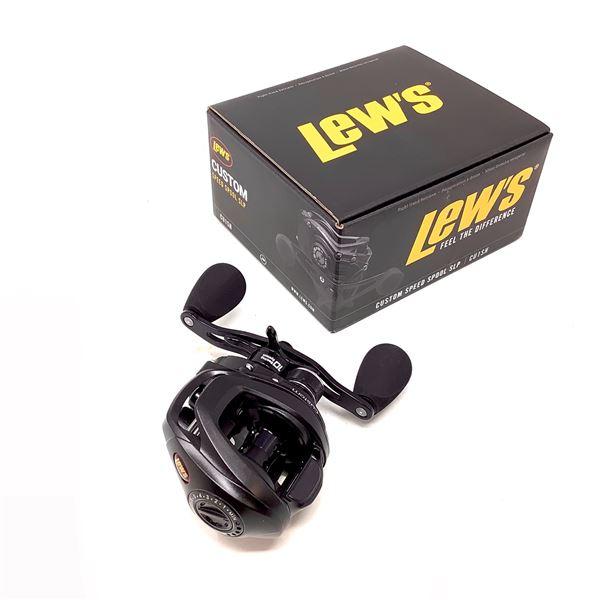 Lew's CU1SH Speed Spool SLP 10 Bearing, 7.5:1 Ratio, New