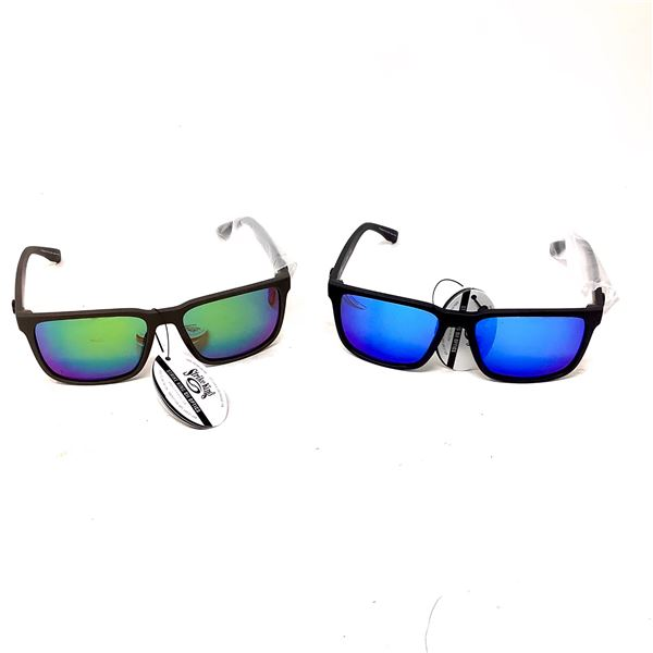 Strike King Polarized Sun Glasses X 2, New