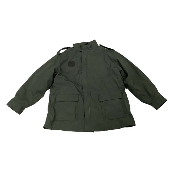 CadetLand All Season Coat 7652, Dk Green