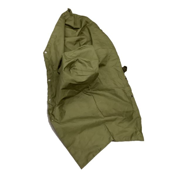 Military Cover, Velcro and Snaps, ODG