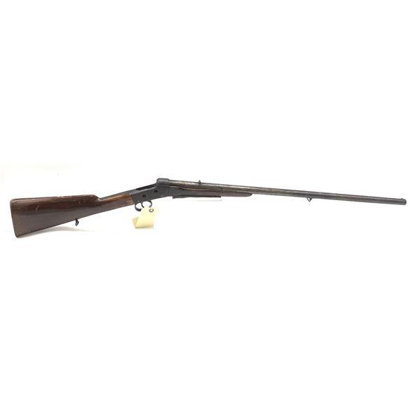 """Husqvarna 10 Rolling Block Shotgun Parts Gun, 32"""" Barrel, 16ga"""