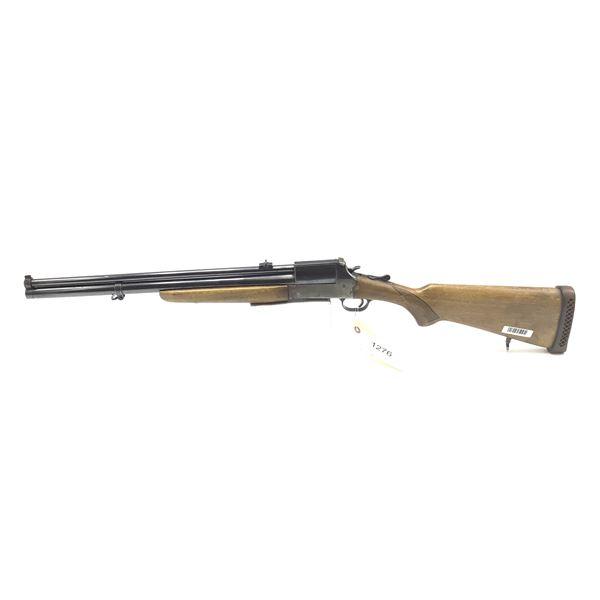 "Hooka Combination Rifle Shotgun, 22"" Barrels, 22 Hornet, 12ga"