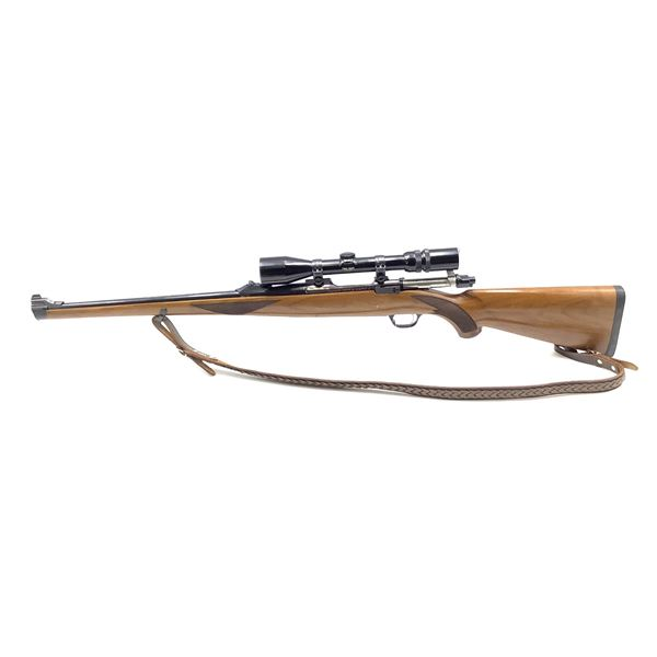 Ruger M77 Mark II 243 Bolt Action Rifle with Williams Twilight 3-9x40 Scope