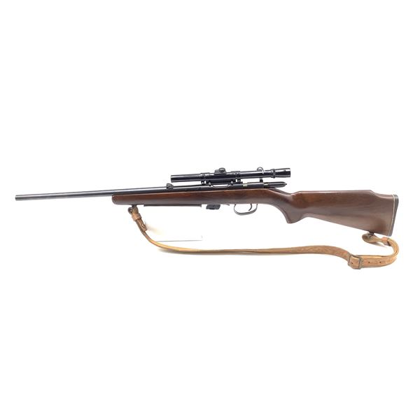 CIL Model 171 Bolt Action Rifle 22LR with Bushnell Sportview Scope