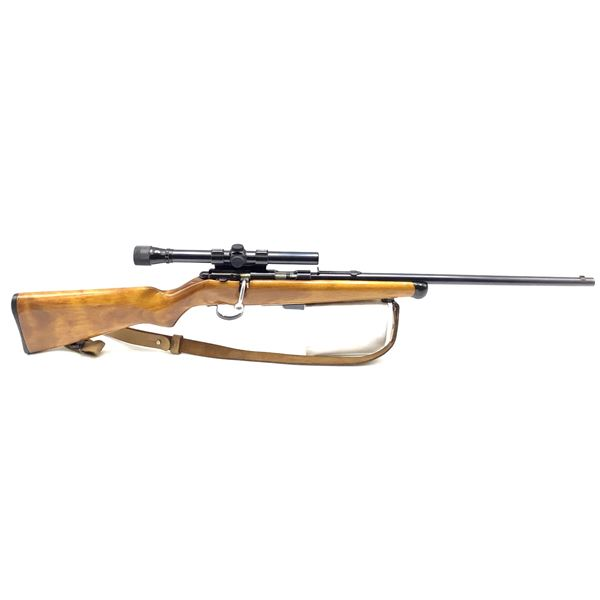 Marlin Model 80-DL 22LR Bolt Action Rifle with Scope
