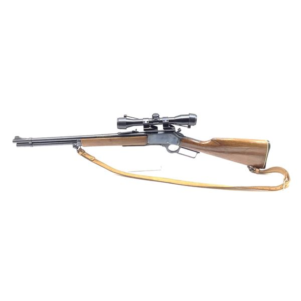 Marlin Model 1894 Lever Action 44 Mag Rifle with Scope