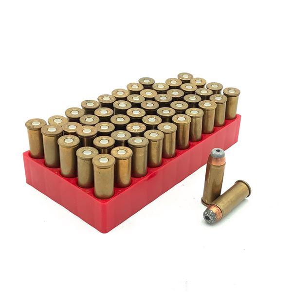 Assorted 44 Rem Mag Birdshot and HP Ammunition, 50 Rounds