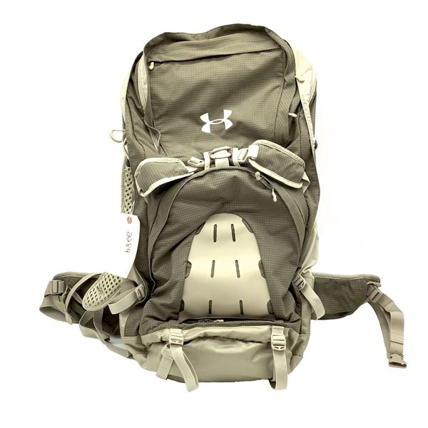 Under Armor Breathable Structured Back Pack, Tan