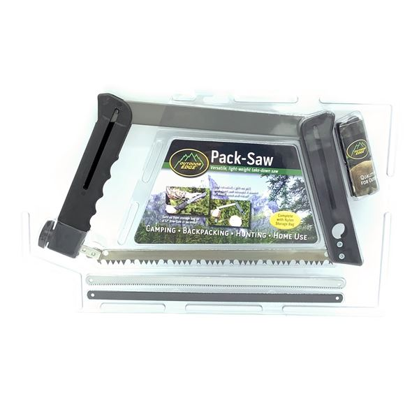 Outdoor Edge Pack Saw, New