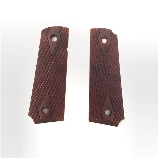Grips for 1911, Brown
