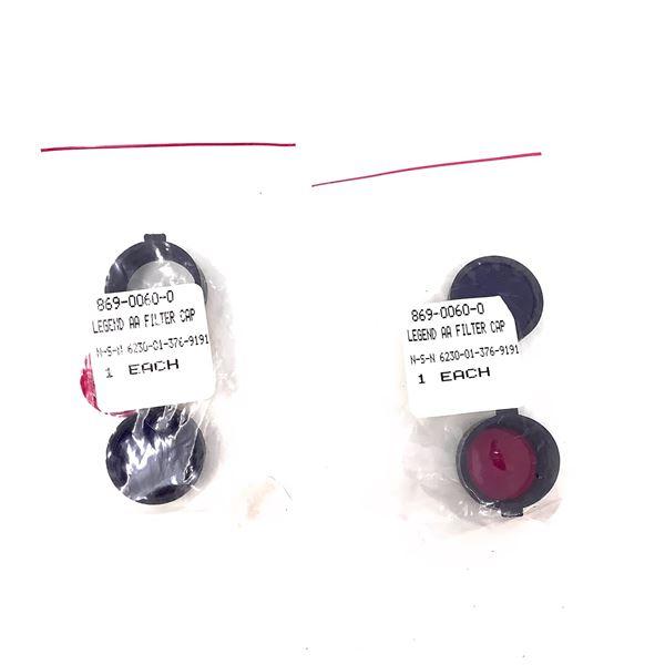 Legend AA Filter Caps X 2, New