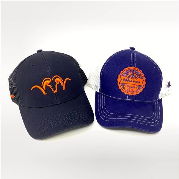 Blaser Hats X 2