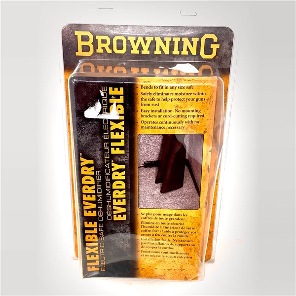 Browning Electric Safe Dehumidifier
