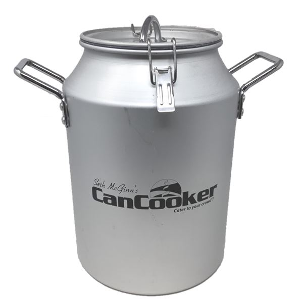 CanCooker with Instructions