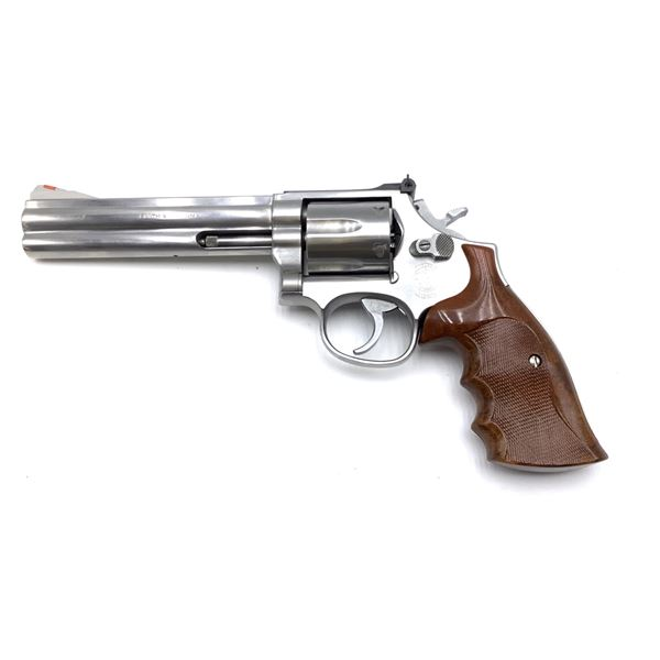 Smith and Wesson Model 686 Revolver 357 Mag. Restricted