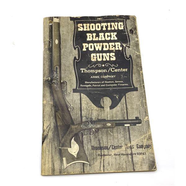 1977 Shooting Black Powder Pamphlet