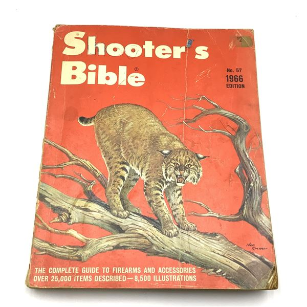 1966 Shooters Bible  576 Pages