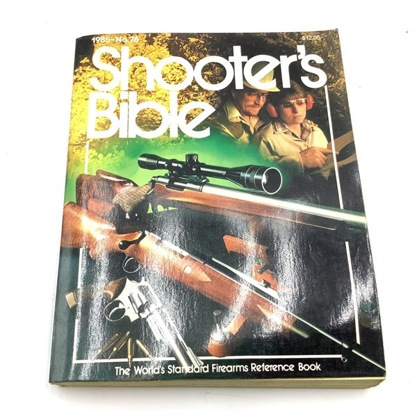 1985 Shooters Bible 575 Pages