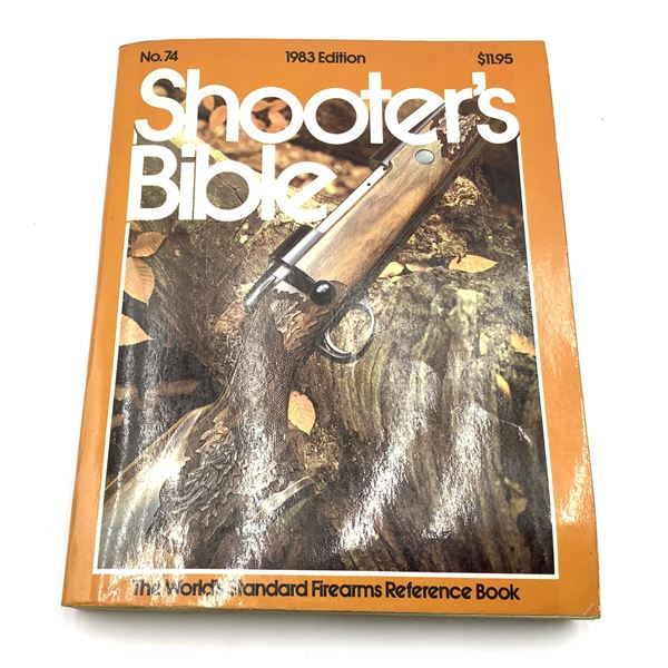 1983 Shooters Bible 576 Pages