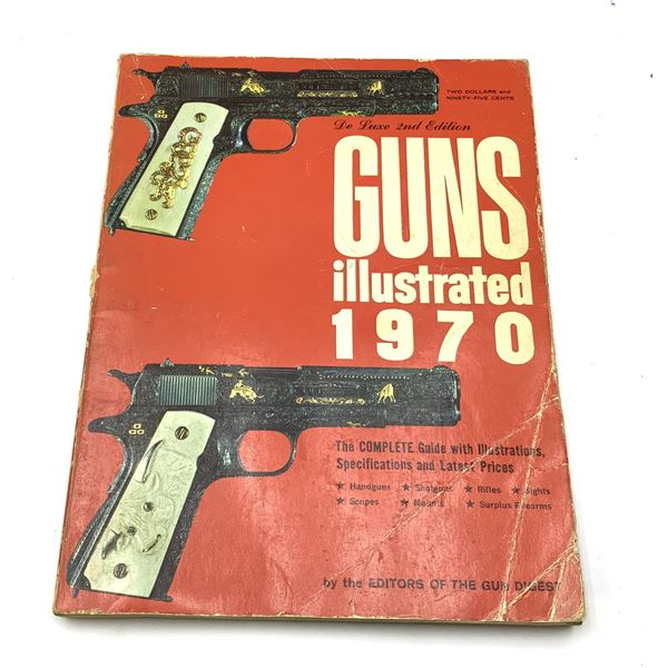 1970 Guns Illustrated 224 Pages