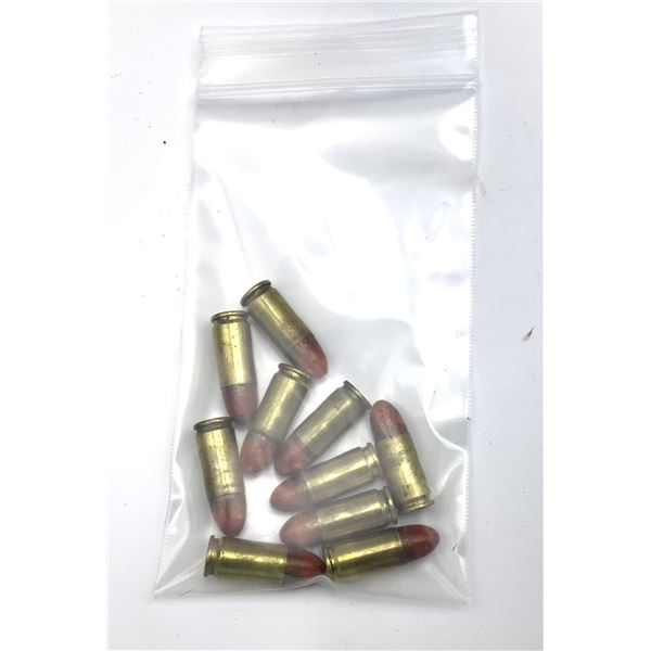 Training Rounds for 9 mm, 10 Rounds