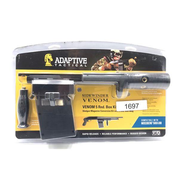 Adaptive Tactical Sidewinder Venom 5-Round Box-Magazine Conversion Kit, Mossberg 500/88