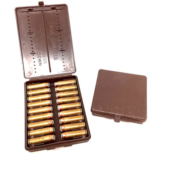 Wallets with 44 Rem Mag HP Ammunition, 27 Rounds