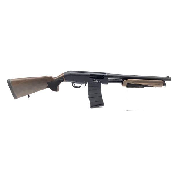 """Hunt Group MH-P Pump-Action Shotgun,  15"""" Barrel, 12 Ga. 3"""" New"""