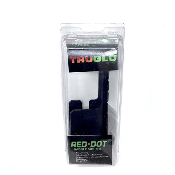 TruGlo Red Dot Saddle Mount for Mossberg 935, New