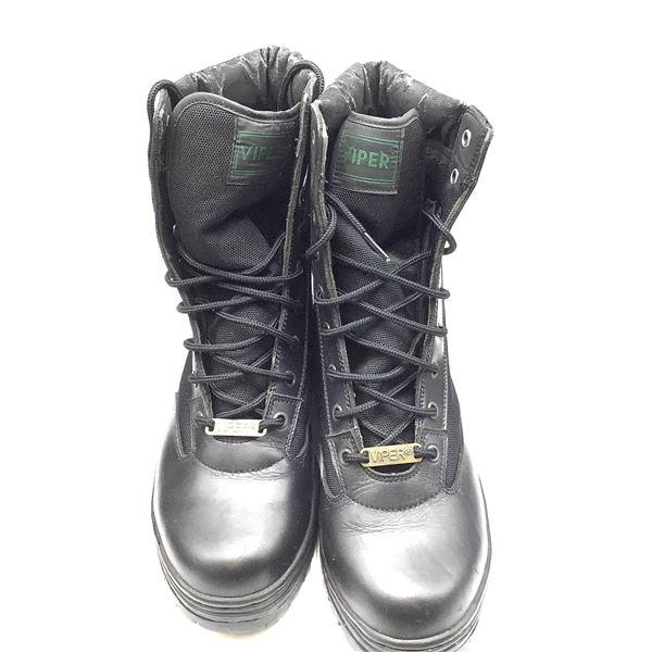 Viper Police Surplus Patrol Boots size 10