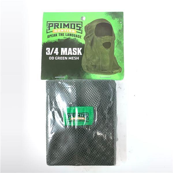 Primos 3/4 Mask ODG Mesh, New