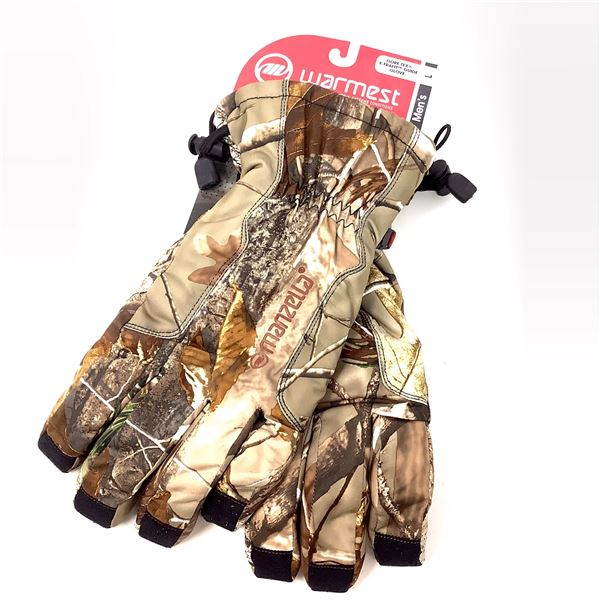 Manzella Gore-tex Xtra Fit Guide Gloves, Size Lg, New