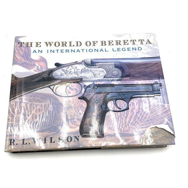 The World of Beretta Hardcover Book