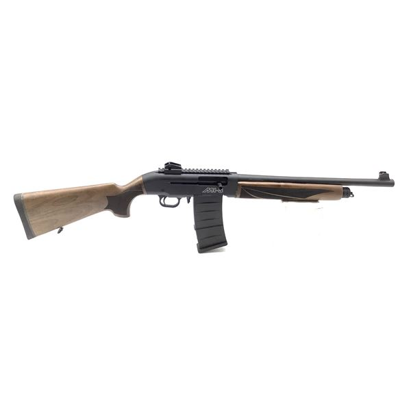 "Hunt Group MH-S Semi Auto-Action Shotgun, 18"" Barrel, 12 Ga. 3"", Walnut Stocks, New"