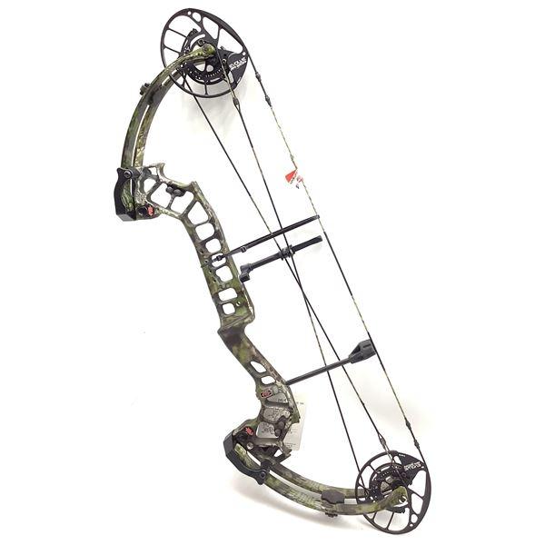 PSE Archery Evolve, 28EC, KA, RH 29/60, Kryptic Camo, New