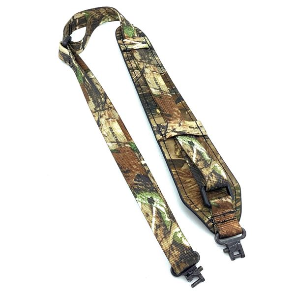 Out door Connection, padded Camo two point Sling