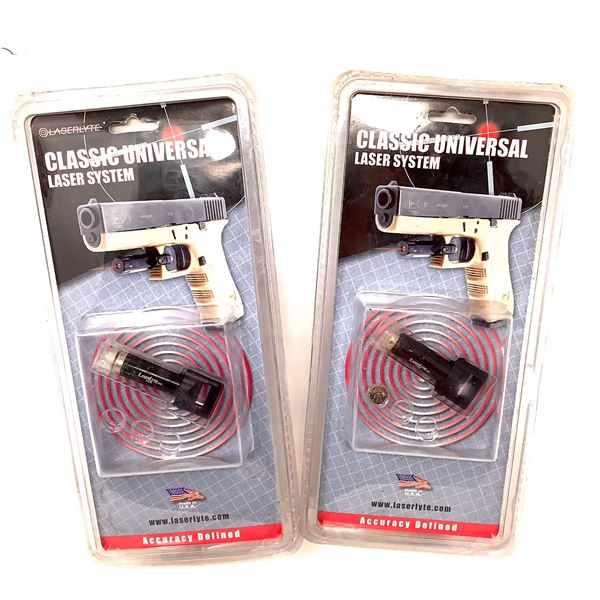 LaserLyte Classic Universal Laser System X 2