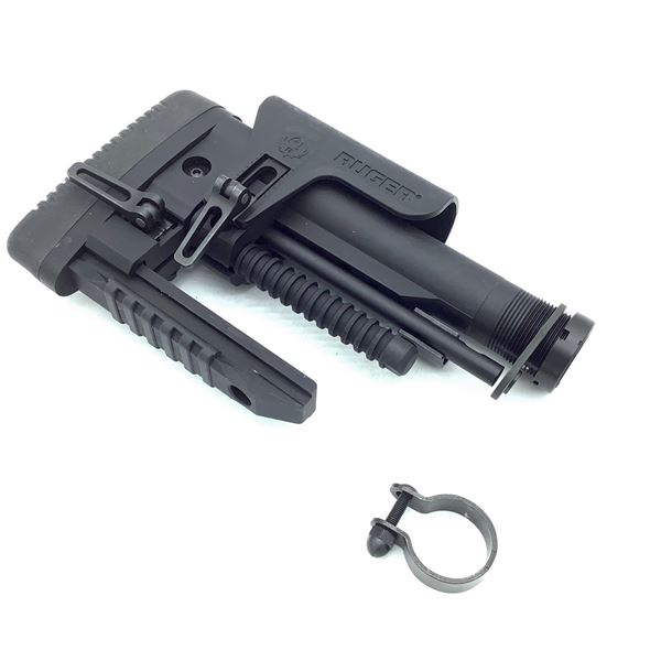 Ruger Precision Rifle Butt-Stock w/ Buffer Tube