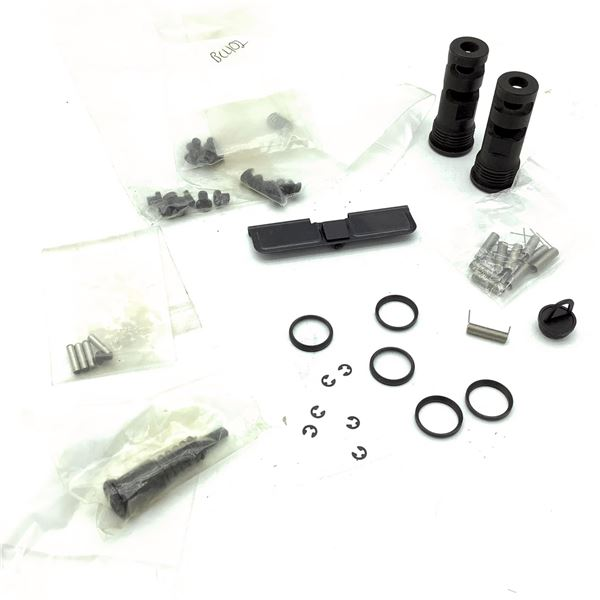 Assorted Black Creek Labs AR-15 Pieces, New