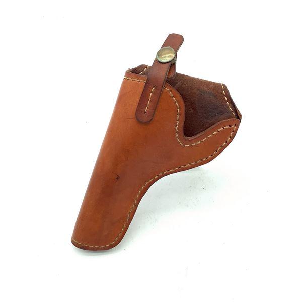 Leather Belt Holster, Brown