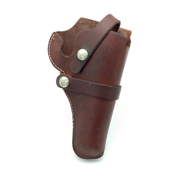 Hunter Leather Holster, Brown