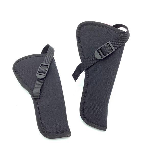 Uncle Mike's Sidekick Size 3 Belt Holster, Black Nylon