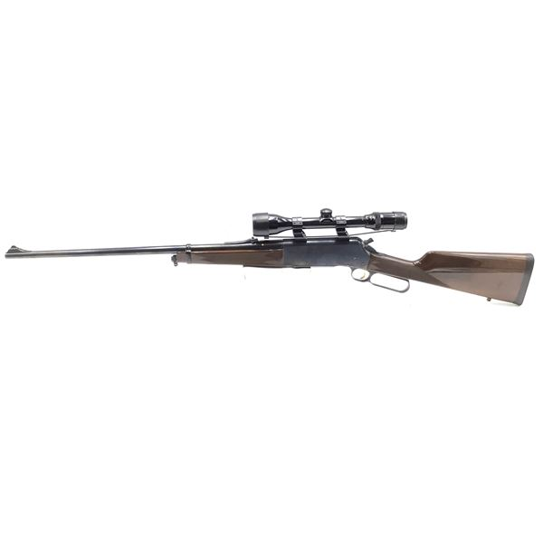 Browning Model 81L lever Action 7mm Rem Mag Rifle with Scope