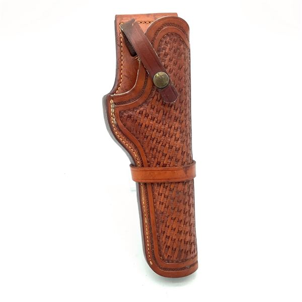 Browning 41161 Leather Belt Holster, Brown
