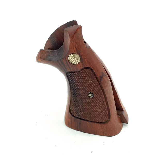 Smith and Wesson Wood Grips
